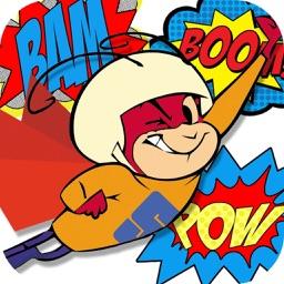 Bouncy Ant Man - Smasher Bug Hero Avoids Shocker 6