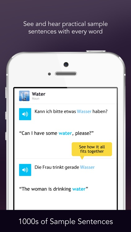 Learn German - WordPower screenshot-3