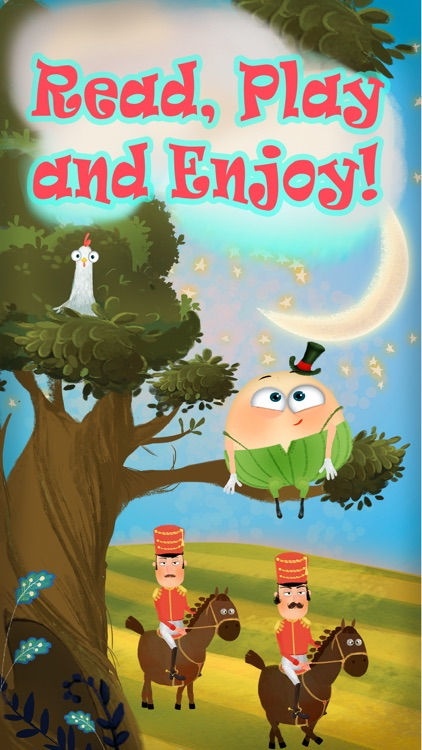 Humpty Dumpty -The Library of Classic Bedtime Stories and Nursery Rhymes for Kids screenshot-0