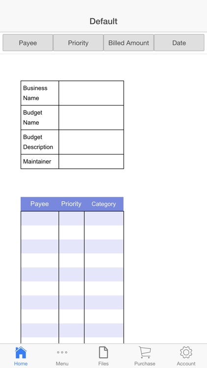 Expenses Register screenshot-3