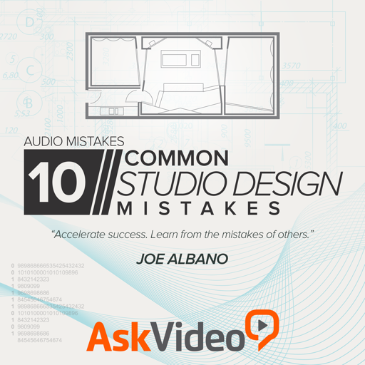 Sound Studio Design Mistakes Tutorial