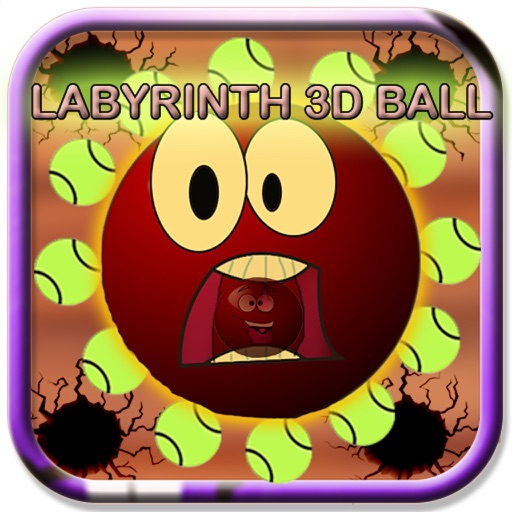 Labyrinth Lite : 3D Classic Amazing Tilt Game
