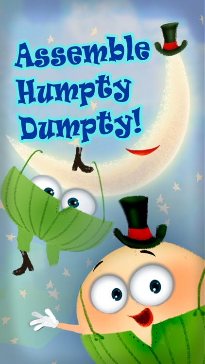 Humpty Dumpty -The Library of Classic Bedtime Stories and Nursery Rhymes for Kids screenshot-4
