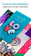 Girly wallpapers on the app store iphone ipad voltagebd Image collections