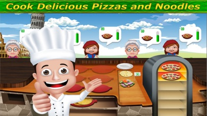 Kochen Koch Rescue Küche Master - Restaurant Management Fever for boys & girlsScreenshot von 3