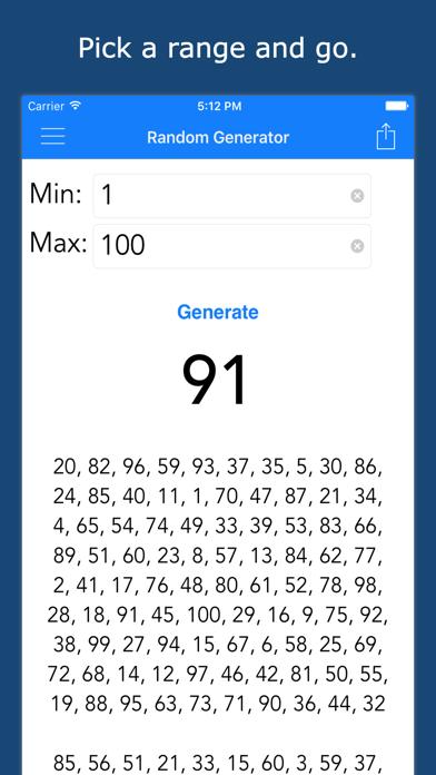 Random NumGenerator Lite: A Full-Featured Random Number Generator by