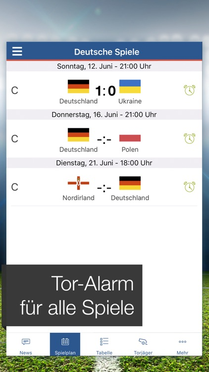 Pocket Em 2016 Live Ticker Fussball Ergebnisse By Freenet