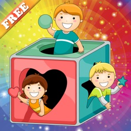 Shapes and Colors for Toddlers : help your child to develop fine motor skills ! FREE game