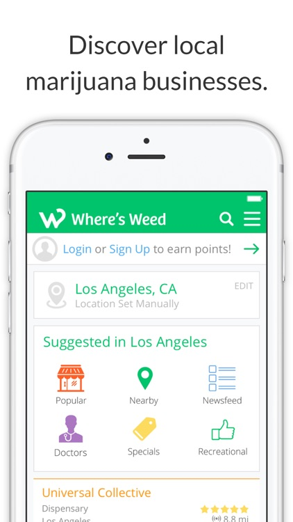 Where's Weed Marijuana Strains & Dispensary Maps