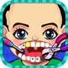 Celebrity Crazy Dentist Teeth Doctor Little Office & Shave Beard Hair Salon Free Kids Games