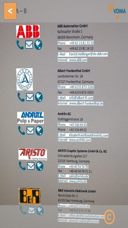 VDMA Printing and Paper Technology screenshot-4