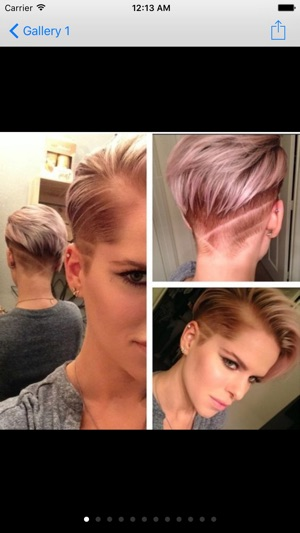 Short Hairstyles For Women On The App Store