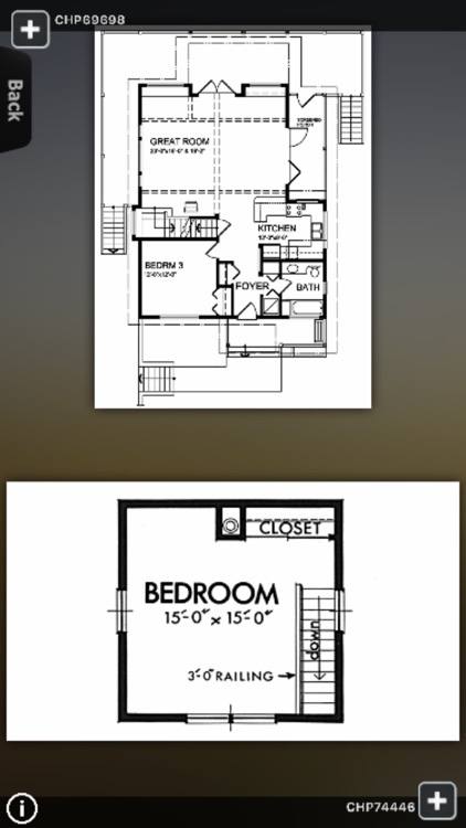Cabin Style House Plans screenshot-3
