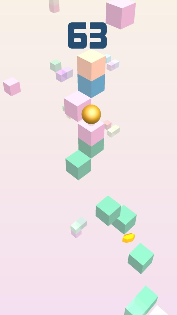 Cube Skip Screenshot
