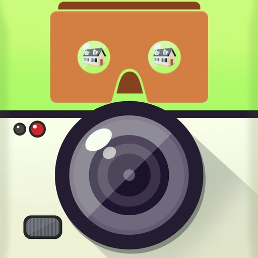 3D VR Camera - Take 3D Photos for VR Cardboard icon