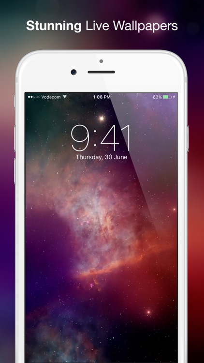 New Live Wallpapers - Cool Animated dynamic HD backgrounds themes for iPhone 6s and 6s Plus free screenshot-3
