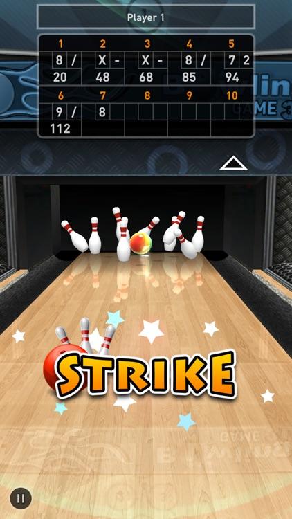 Bowling Game 3D Plus screenshot-0