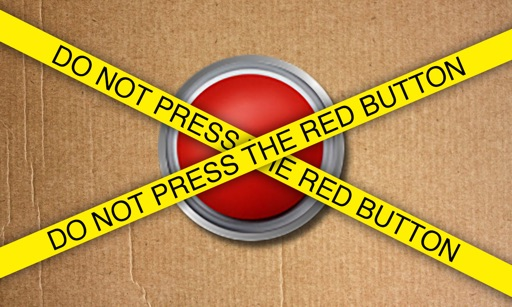 Do not Press the Red Button for TV