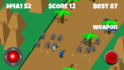 Square War: Vietnam screenshot two