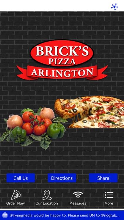 Bricks Pizza Delivery