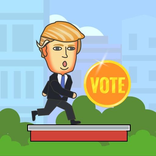 Trump Run In The City - Donald Trump On The Run Games