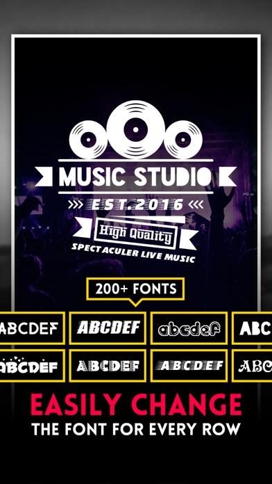 logo swag instant generator for logos flyer poster invitation