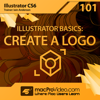 AV for Illustrator CS6 - Illustrator Basics - Create A Logo - ASK Video
