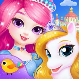公主宠物宫殿:皇家小马-宠物照顾、玩耍和换装游戏