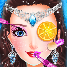 Activities of Ice Queen Make Up Party Salon