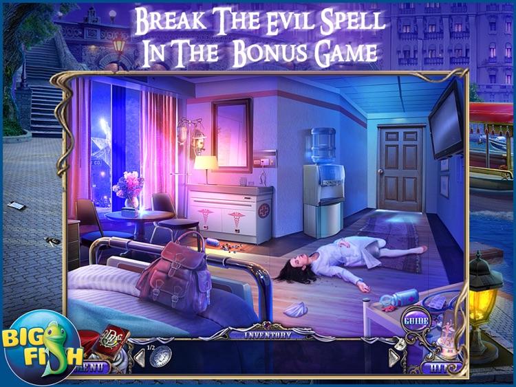 Dark Dimensions: Shadow Pirouette HD - A Scary Hidden Object Game screenshot-3