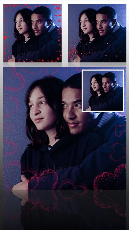 AceCam Romantic Greetings - Photo Effect for Instagram screenshot-3