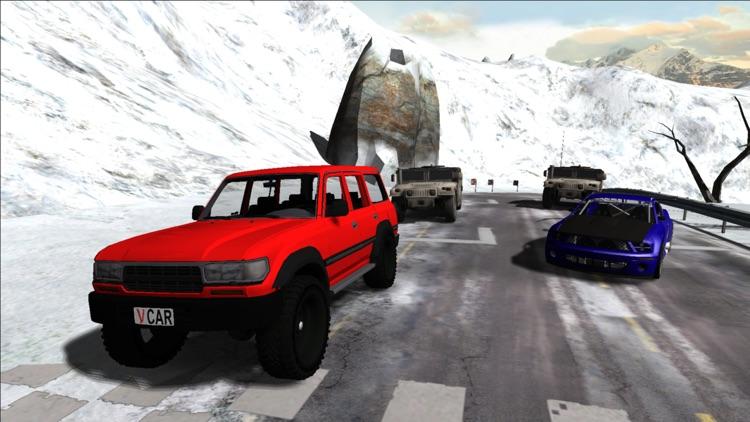Snow Car Racing PRO