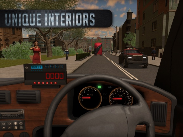 taxi sim 2016 on the app store rh itunes apple com Manual Transmission Diagram Manual Transmission Gears
