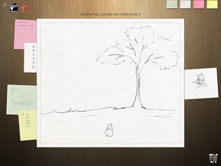 Pencil Note screenshot-1