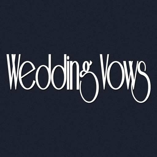 Wedding Vows Magazine