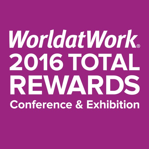WorldatWork Total Rewards 2016