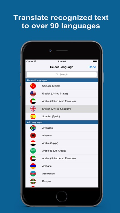 Text Extractor& Translator Pro screenshot-2