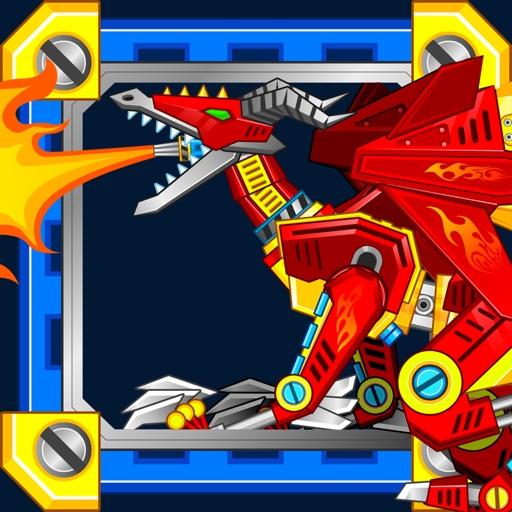 Dinosaur Robot  & Robot Car iOS App