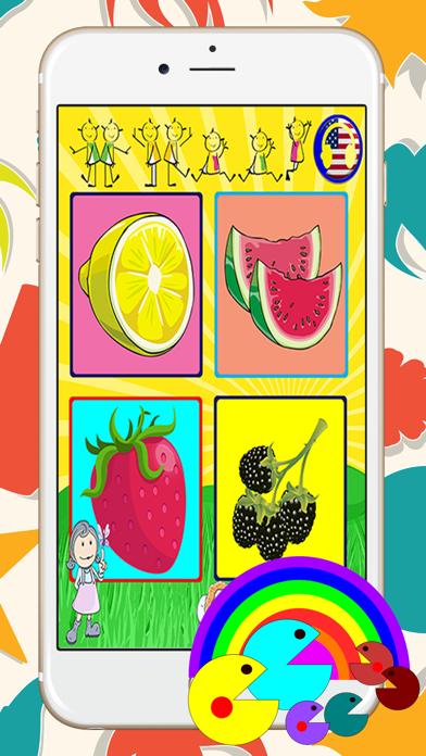 download Fruit Alphabet Spelling Words Kindergarten School apps 2