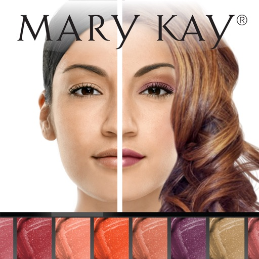 Mary Kay® Mobile Virtual Makeover