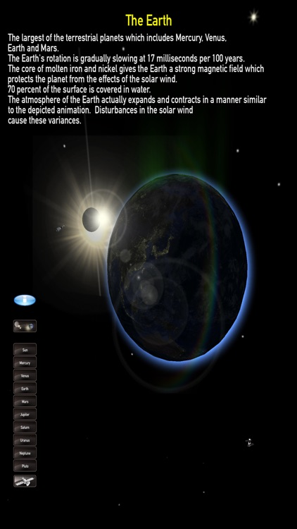 solarSysModel - 3D Solar System Model - Educational Representation of Moons, Planets, Spacecraft, and Asteroids screenshot-4