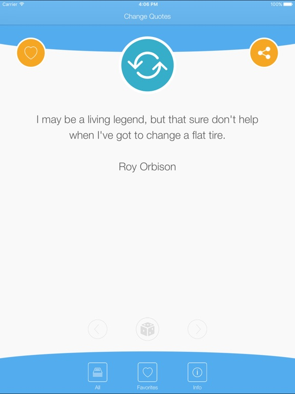 Change Quotes - Words About Being Different-ipad-0