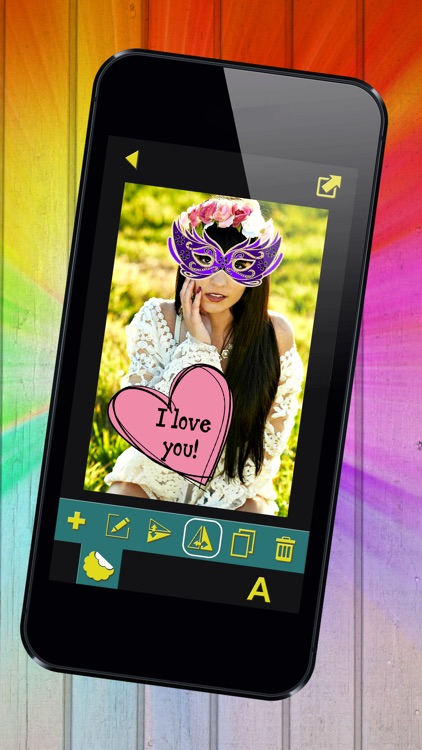 Fun Photo Writer - Decorate Pictures with Funny Captions and Add Cute Stickers screenshot-4