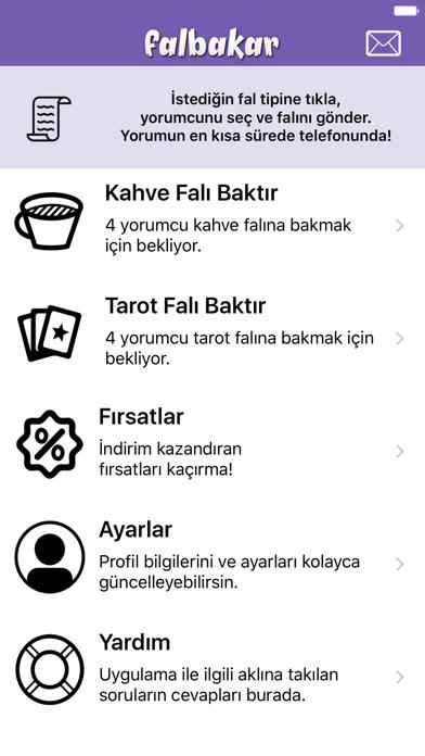 Falbakar - Gerçek Falcılardan Yorumlarのおすすめ画像1