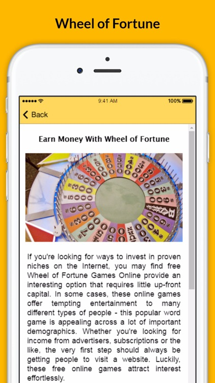 Real Money Casino - Online Guide For Wheel of Fortune 2016