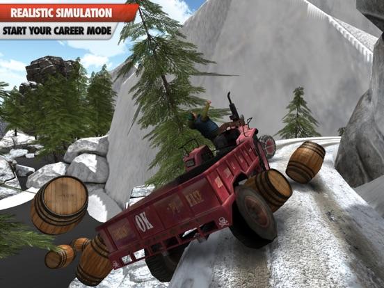 Игра Truck Driver 3D : Offroad