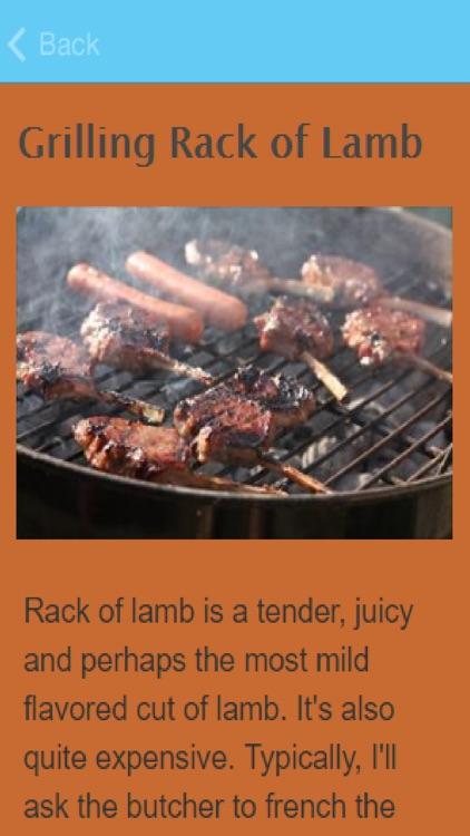 Rack Of Lamb Recipes