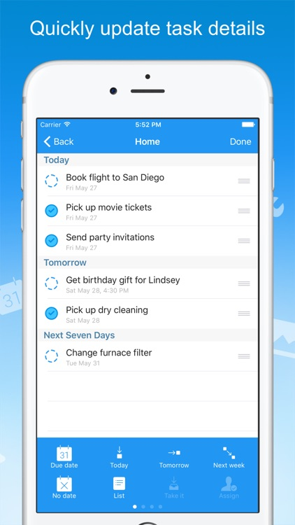 Todo Cloud: To-Do List and Task Manager screenshot-3