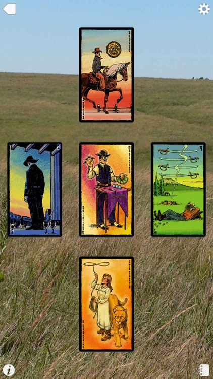 Prairie Tarot screenshot-4