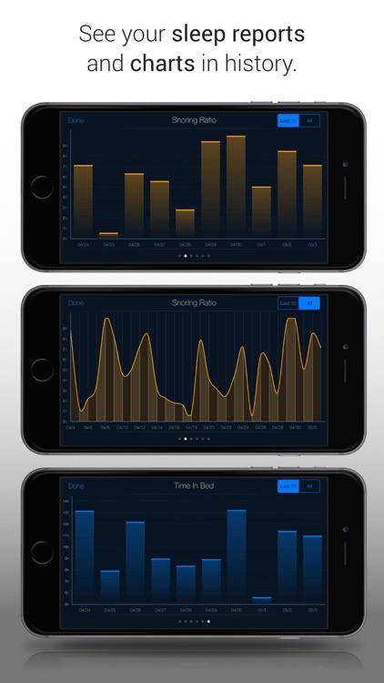 Sleep Recorder Plus Free screenshot-4